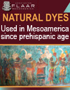 Natural Dyes used in Mesoamerica since prehispanic age