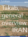 IRAN 2014 photographs Takab General overview archaeological history site FLAAR Traveling Reports
