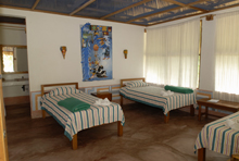 Hotel El Sombrero Eco Lodge Rooms Peten Guatemala Maya-archaeology