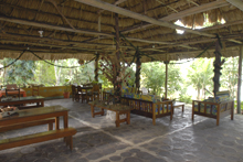 Hotel El Sombrero Eco Lodge Peten Guatemala Maya-archaeology