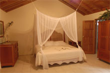 Hotel Jungle Lodge rooms Peten Guatemala Maya Archaeology