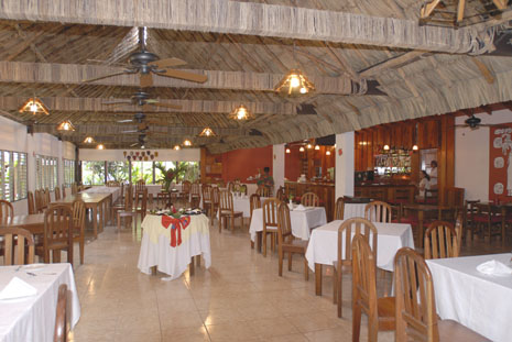 Hotel Jungle Lodge Restaurant