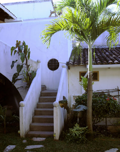 Hotel Don Udo's in Copan Honduras