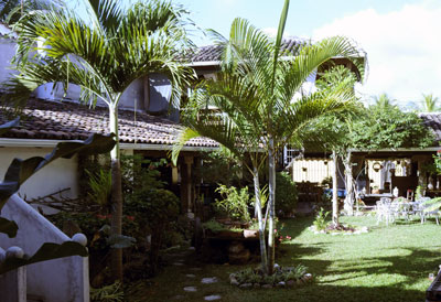 Don Udo's, Hotel in Copan Honduras
