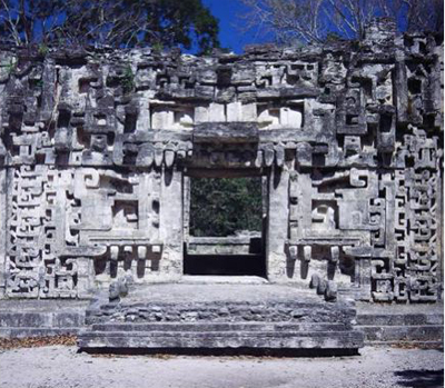 Chenes style Lecture programs on Mayan architecture, pyramids, temples, palaces, Guatemala, Mexico, Belize, Honduras Maya Archaeology