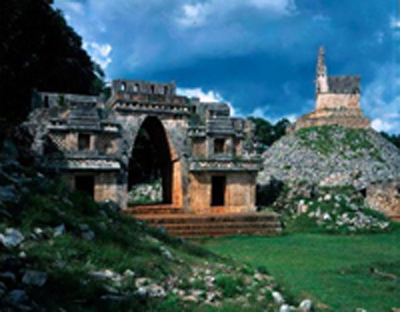 Puuc style Lecture programs on Mayan architecture, pyramids, temples, palaces, Guatemala, Mexico, Belize, Honduras Maya Archaeology