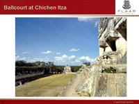 Iconography of Mayan ballgames  Architectural history of Maya ballcourts, Chichen Itza ballgame, Maya-archaeology