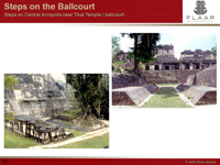Iconography of Mayan ballgames  Architectural history of Maya ballcourts, Tikal ballgame, Maya-archaeology