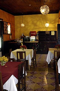 Posada Don Diego restaurant