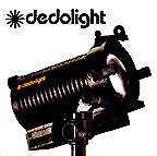 Dedolight lamp