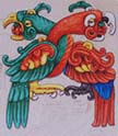 Copan-sculpturas-image-crossing-necks-birds