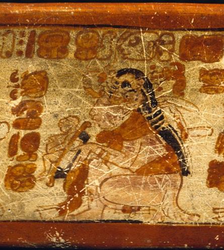 mayan virgin sacrifice
