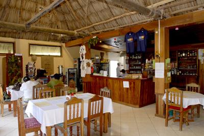 Jaguar Inn Tikal Restaurant